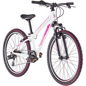 "Serious Rockville 24"" Enfant, White/pink"